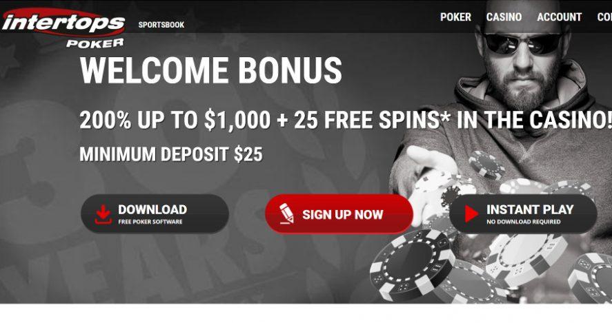InterTops promo code 2021 bonus coupon